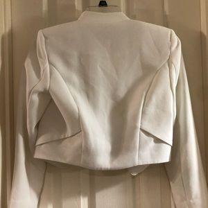 Topshop Jackets & Coats - Topshop cropped blazer